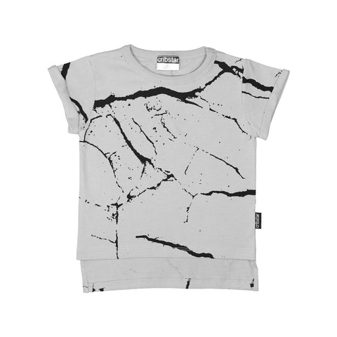 Crackling T-Shirt - Grey