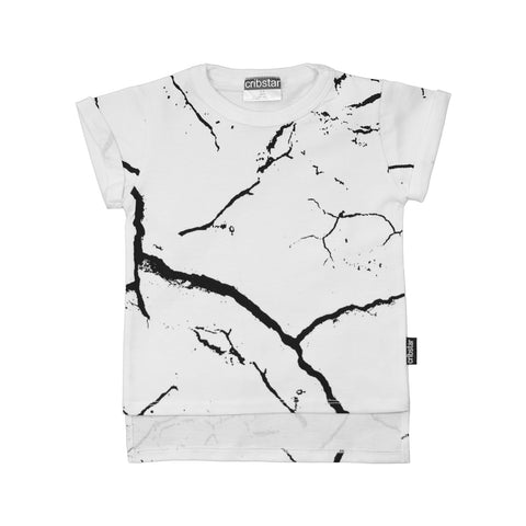 Crackling T-Shirt - White