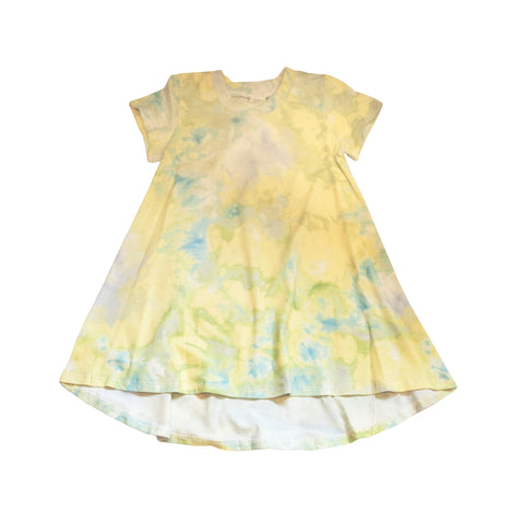 Esme Lemon Lime Hi-Low Dress