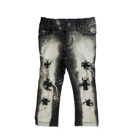 Distressed Baron Jeans
