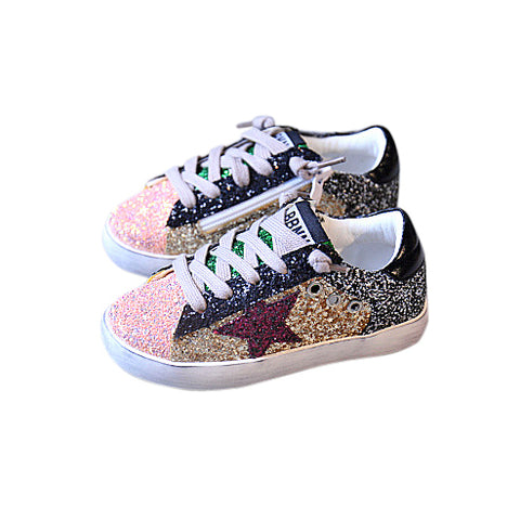 Sparkling Stars Sneakers - Multi