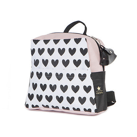 Little Pink Lady Toddler Backpack