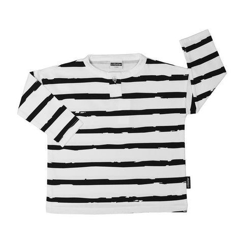 Painted Stripes Long Sleeve