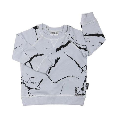Crackling Sweatshirt - Grey