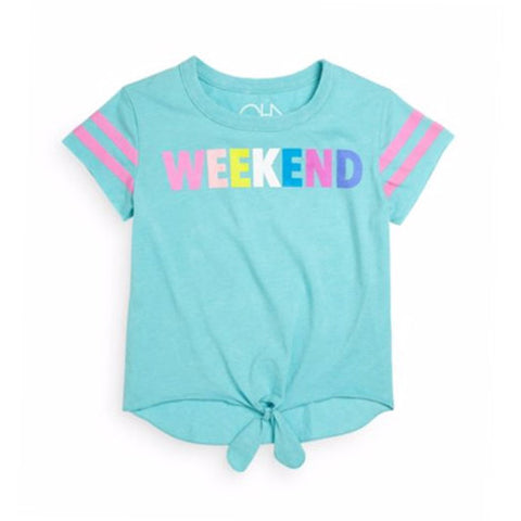 Chaser Kids Knotted Weekend Tee