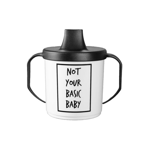 Not Your Basic Baby Sippy Cup