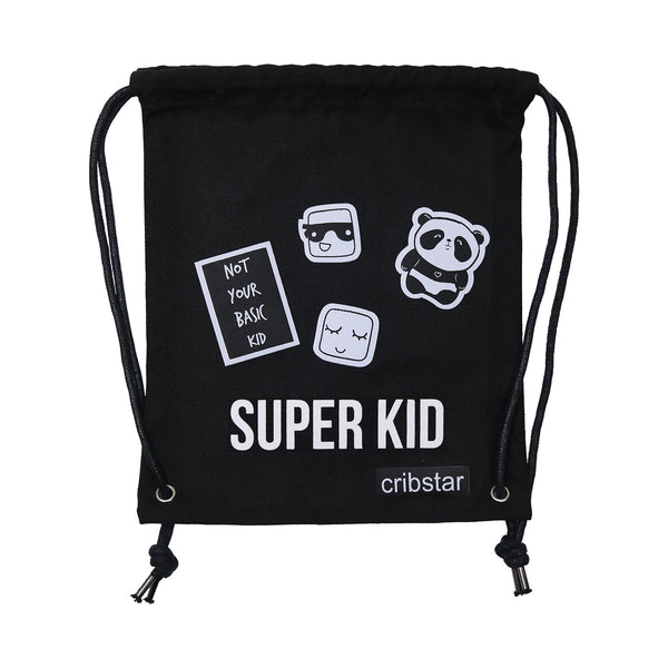 Super Kid Drawstring Backpack