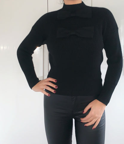 Bow Detail Jumper