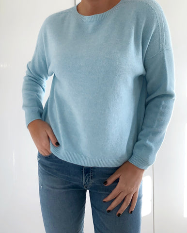 Baby Blue Jumper
