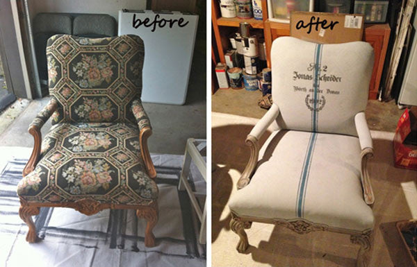 "BYOP..""Bring Your Own UPHOLSTERED CHAIR Piece"" Chalk Paint® Technique Workshop - Artworks Northwest"