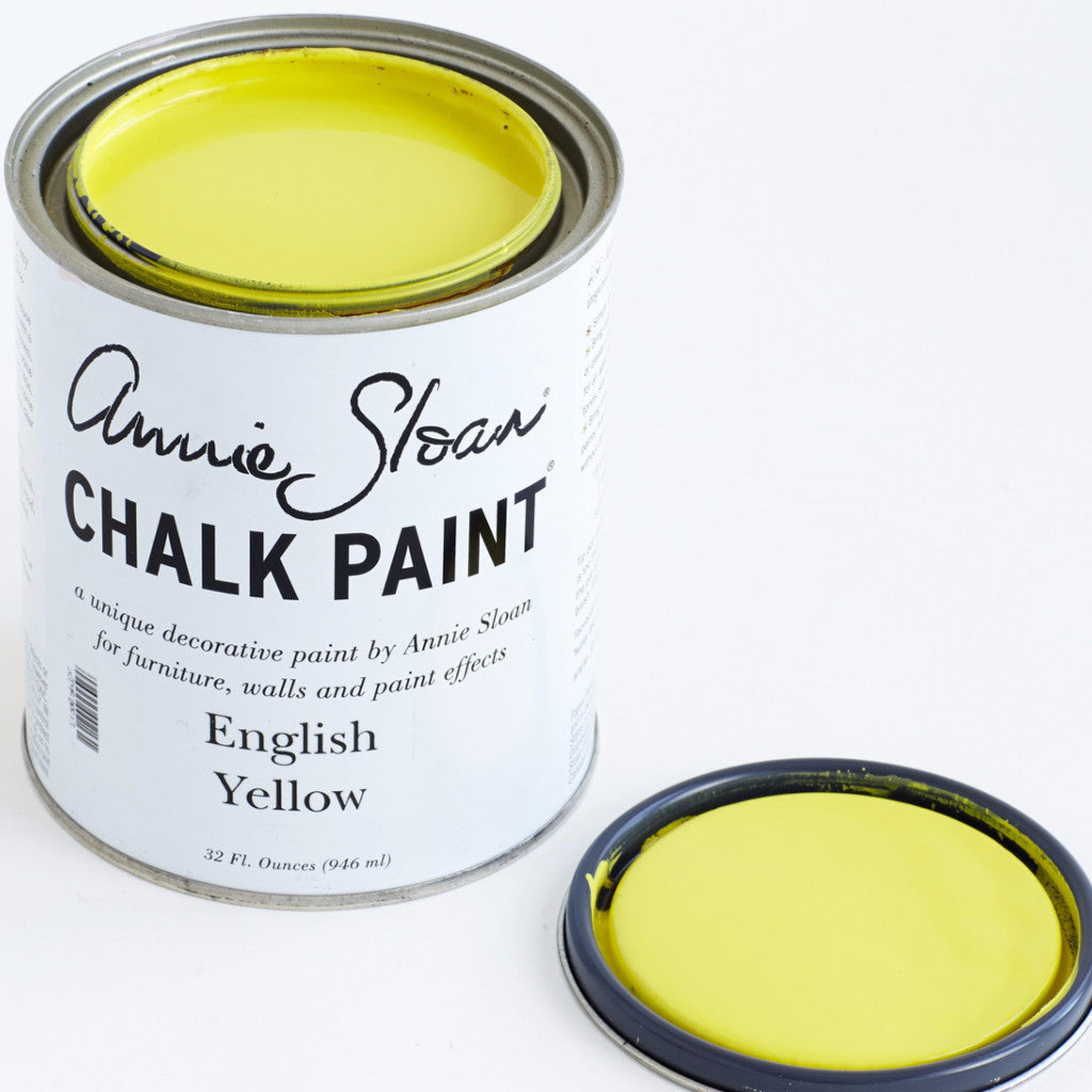 English Yellow Chalk Paint® - Artworks Northwest  - 1