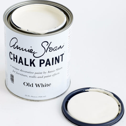 Old White Chalk Paint® - Artworks Northwest  - 1