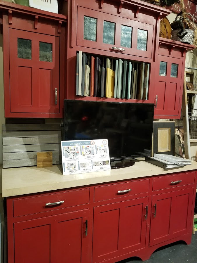 """Ruby"" Kitchen Cabinets"