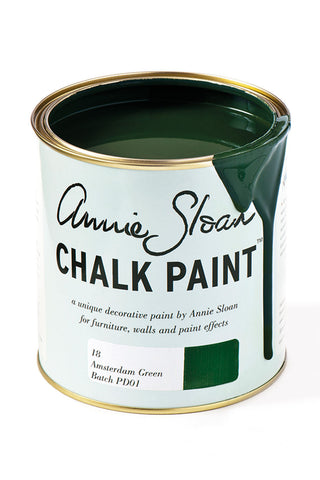 Amsterdam Green Chalk Paint® - Artworks Northwest  - 1