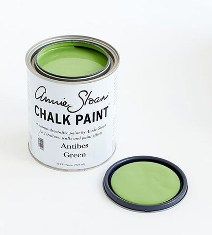 Antibes Green Chalk Paint® - Artworks Northwest  - 1