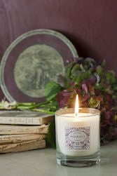 """Burgundy"" Candle by Annie Sloan - Artworks Northwest  - 1"