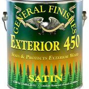 General Finishes Exterior 450 Topcoat