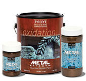 Modern Masters Metal Effects Reactive Copper Paint - Artworks Northwest  - 1