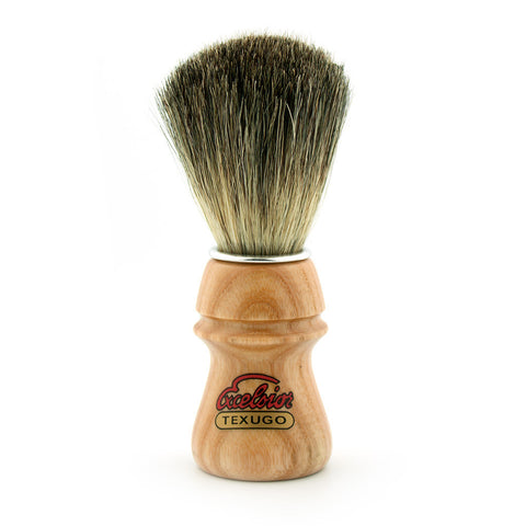 Semogue 2010, Pure Badger Shaving Brush - Alpha Yard  - 1