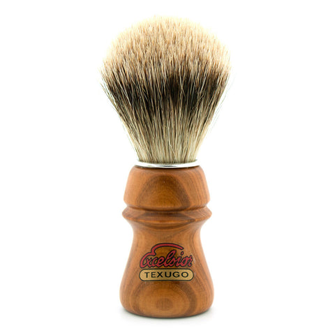 Semogue 2015HD, Silvertip Badger Shaving Brush - Alpha Yard  - 1