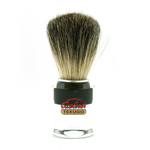 Semogue 740, Pure Badger Shaving Brush - Alpha Yard  - 1