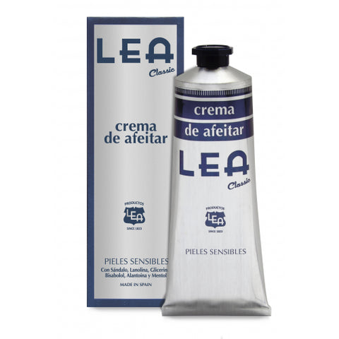 Lea Classic Shaving Cream - Alpha Yard  - 1
