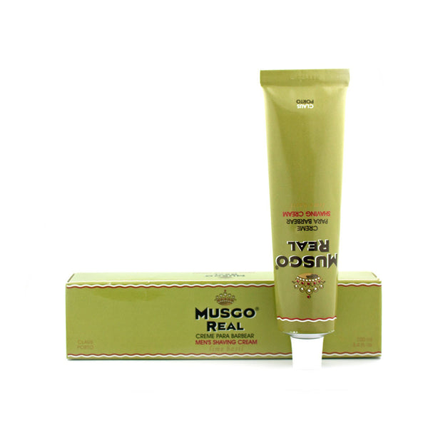 Musgo Real Lime Basil Shaving Cream - Alpha Yard  - 1