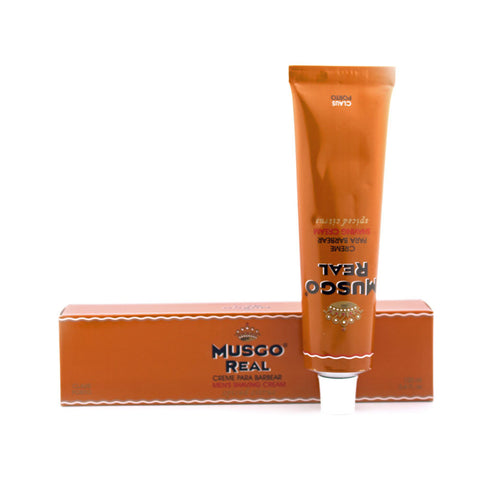 Musgo Real Spiced Citrus Shaving Cream - Alpha Yard  - 1