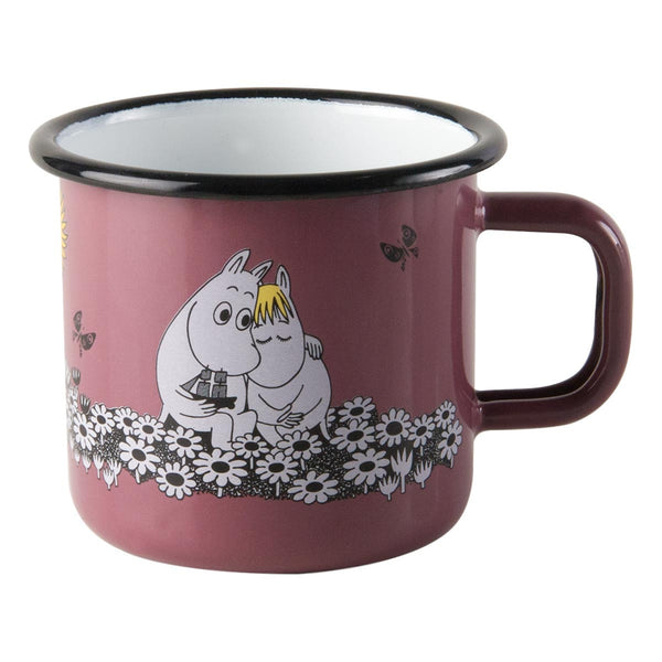 mug maill moomin retro picnic 3 7 dl muurla le cochon truffier. Black Bedroom Furniture Sets. Home Design Ideas