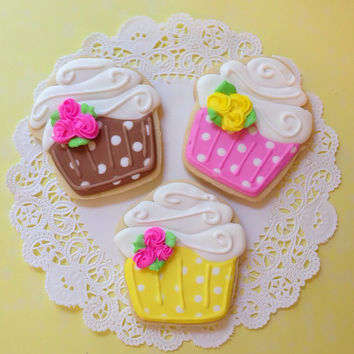 Sugar Cookies {Decorated}