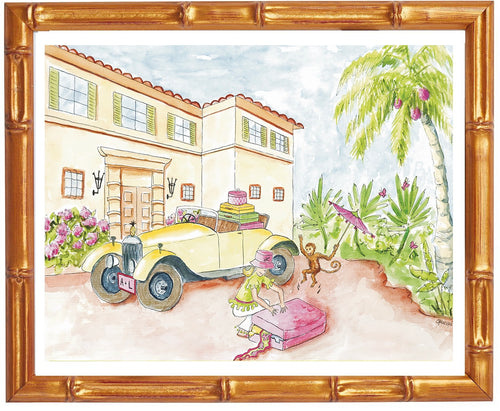 Addison + Lilly - IL Cortile  Art Prints