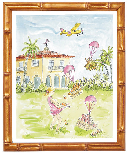 Addison + Lilly - Villa Amado  Art Prints