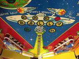 NOS Bally Star Trek Pinball PLAYFIELD NEW in Factory Crate Ready 4 install RARE
