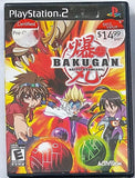Bakugan Battle Brawlers Video Game with Manual for PS2 Console System