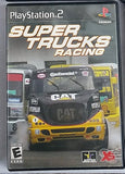 Super Truck Racing Video Game with Manual for PS2 Console System