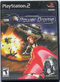 Power Drome Video Game with Manual for PS2 Console System