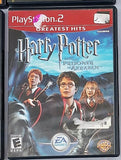 Harry Potter and the Prisoner of Azkaban Movie Video Game with Manual for PS2 Console System