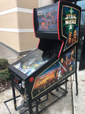Bally Star Wars Episode 1 Pinball Machine - Ready To Go! - Super Nice Game!