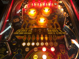 Bally Gold Ball Pinball Machine - Just repaired and shopped - Works Great!