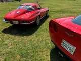 1963 & 2013 Matching VIN Chevrolet Corvette Set - 1 of 1 - the. ONLY 63/13 Set in the World! - Museum Cars - UNBELIEVABLE