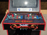 MIDWAY MORTAL KOMBAT II Arcade Game - Rebuilt Monitor - New Switches - Works great!