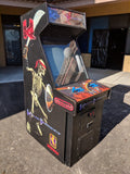Nintendo Killer Instinct 2 in a K1 Cabinet - Works great - nice picture!