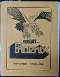 Phoenix (2nd Copy) - Centauri - Manual - Schematics - Instructions - Book - Original Used Copy - FREE SHIPPING!!