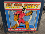 Data East Slap Shot Project - Hockey Themed Pitch and Bat