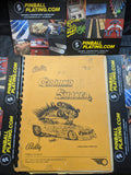 Ground Shaker - Bally - Pinball Manual - Schematics - Instructions - Used Copy