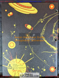 Asteroids (Copy #1) - Atari - Arcade Manual - Schematics - Instructions - Used Copy