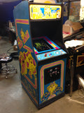 UPRIGHT MULTIGAME ARCADE w/60 CLASSIC GAMES! New LCD screen, Power, Board, etc. 1 Year Warranty!