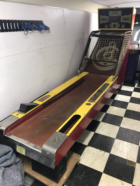 Skee Ball Brand Skee Ball Machine - Works Great!