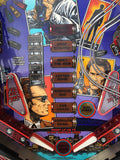 SOLD - Williams Dirty Harry Pinball Machine - Just repaired and shopped w/LEDs! Black Nickel Shooter Ready to go!