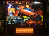 Bally Corvette Pinball Machine! - Nice Game - Perfect for Car Guy or Vette Collector!